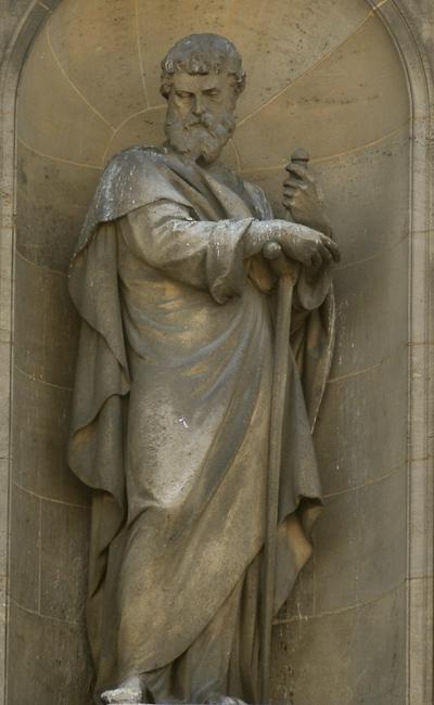 Saint Paul. Jules Franceschi.