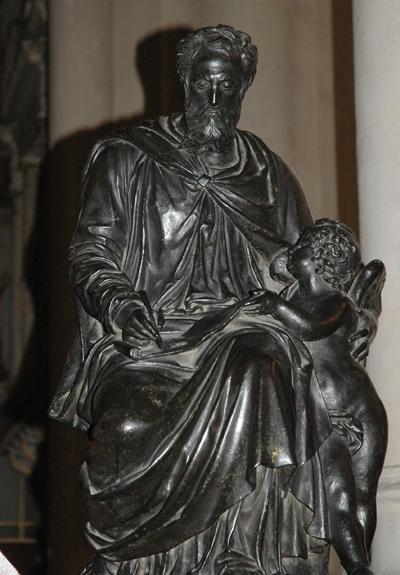 saint Mathieu. Charles Laitié