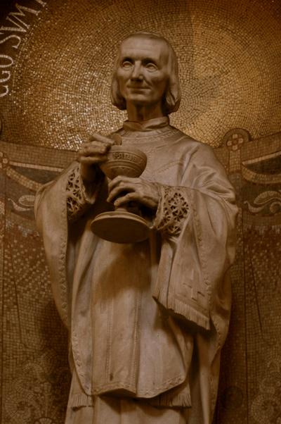 Le curé d'Ars. Jean Larrivé.