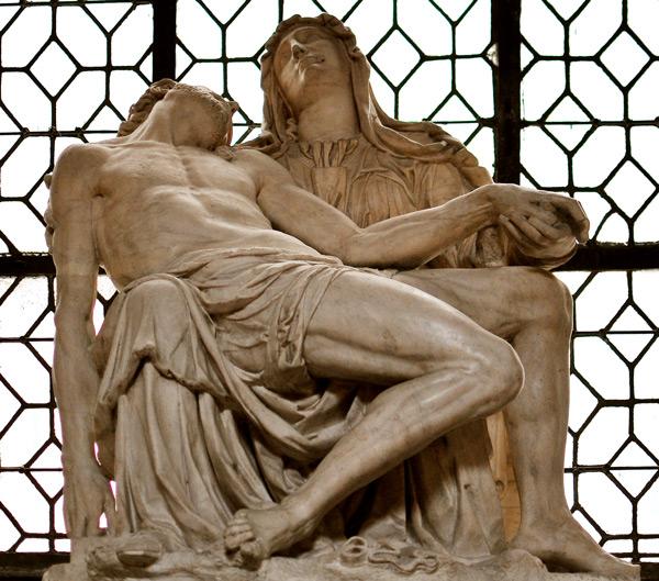 Pieta. Nicolas Legendre.
