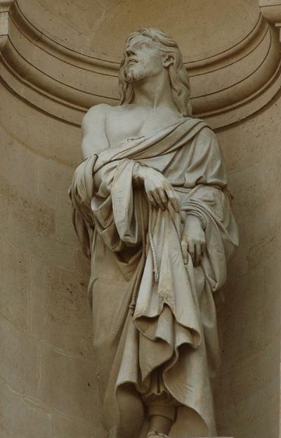 Saint Protais. Antoine Marie Moine.
