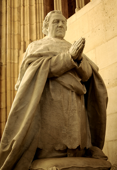 Mgr Bernadou. Emile Peynot