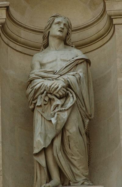 Saint Gervais. Antoine Préault