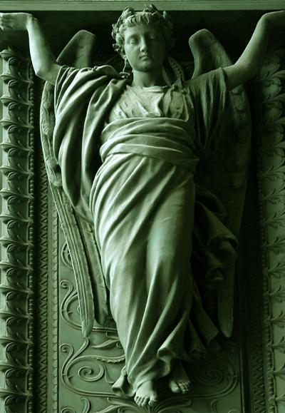 Porte. Sainte Marie Perrin.