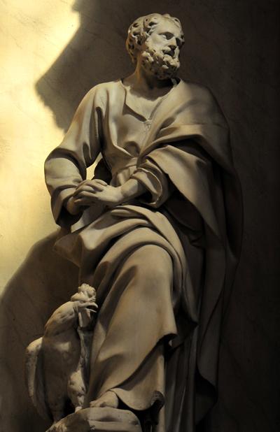 Saint Pierre. Jacques SArazin.