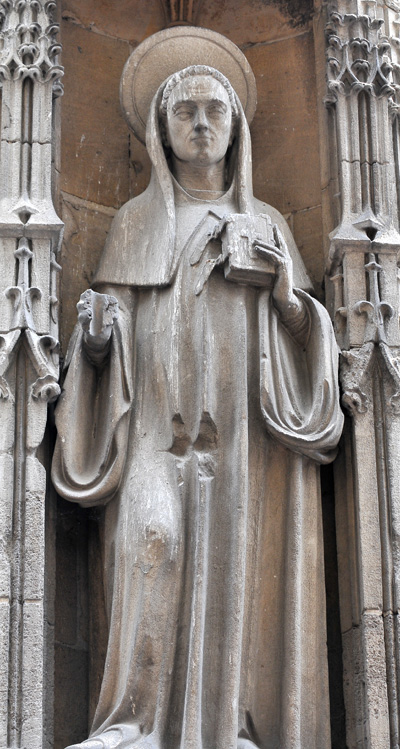Saint Séverin. Eugène Emile Thomas.