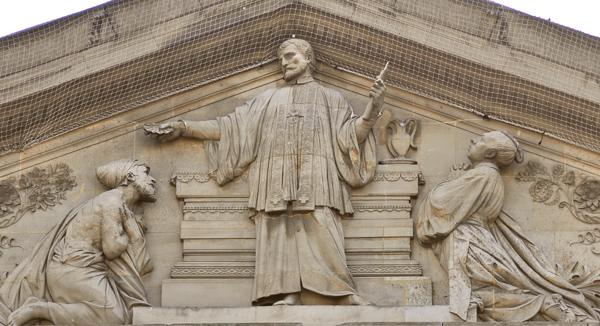 Saint Joseph. Gabriel Jules Thomas