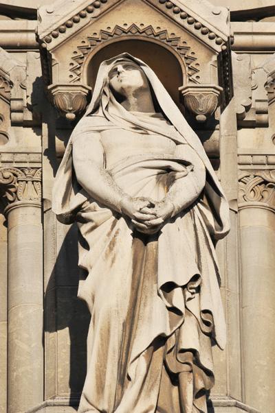Vierge. Joseph Tournois.
