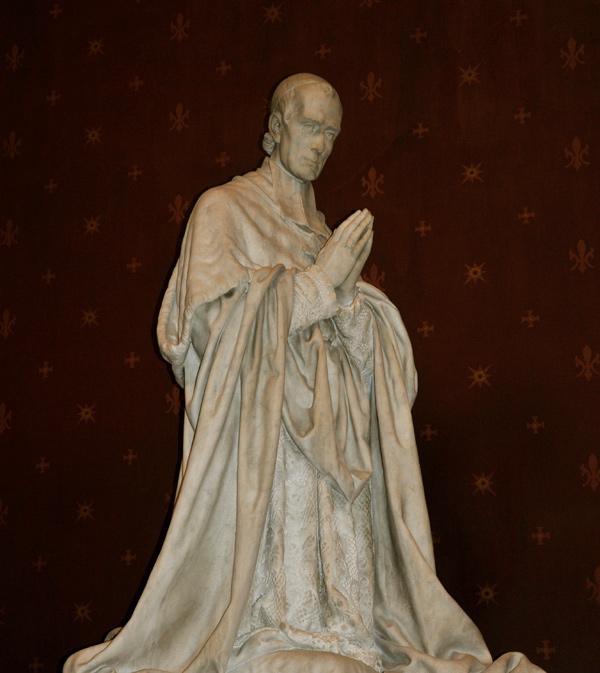 Cardinal Brossay. JM Valentin.