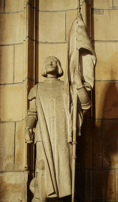 Jeanne d'Arc. Pierre Vigoureux