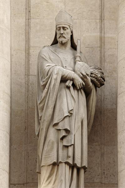Saint Honoré. Eugène Antoine Aizelin
