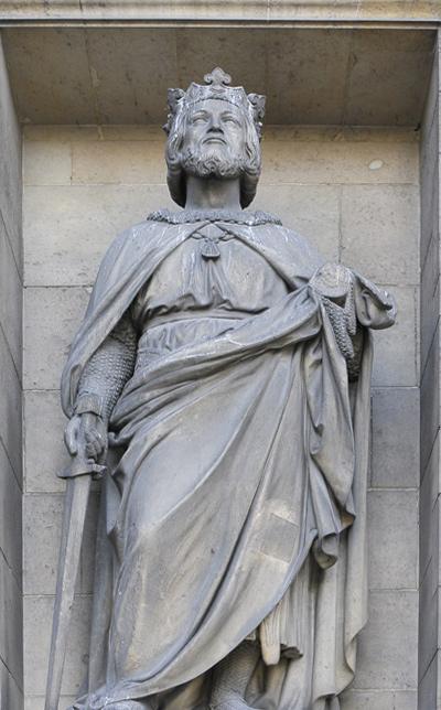 Saint Ferdinand. Jean Louis Jaley