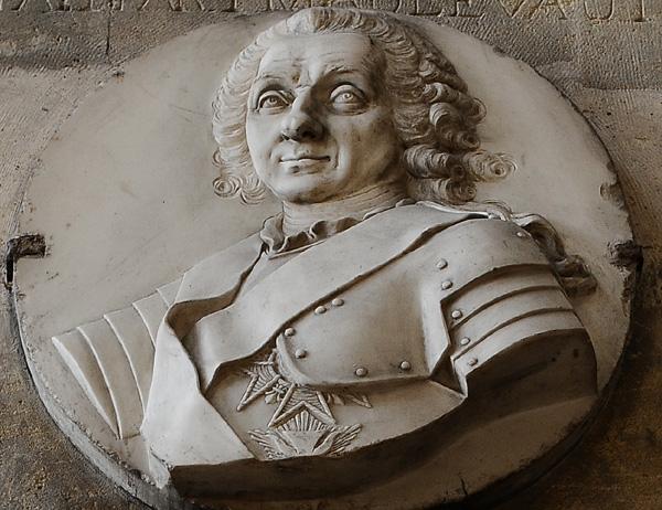 François Chevert. Anonyme.