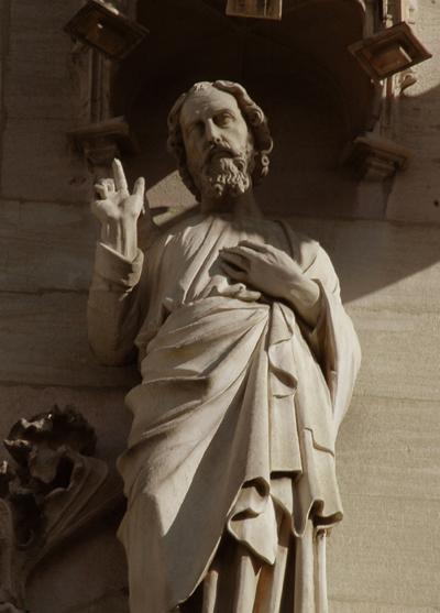 Saint. Anonyme