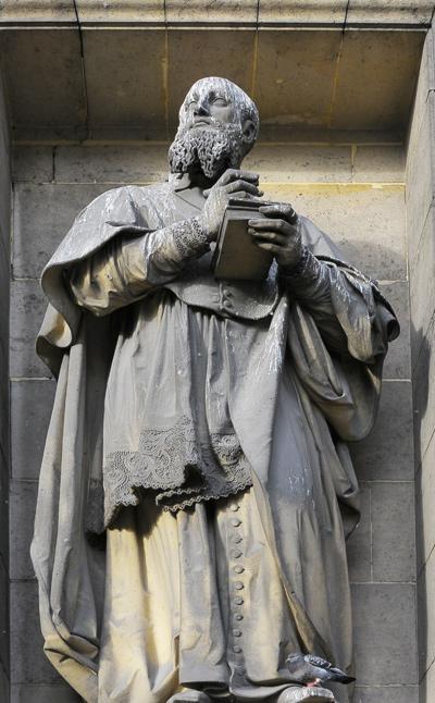 Saint François de Sales. Dominique Molknecht