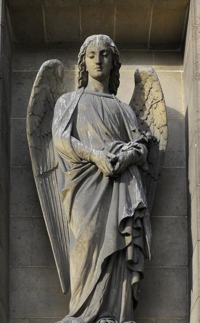 Saint Gabriel. Laurent Antoine Dantan.