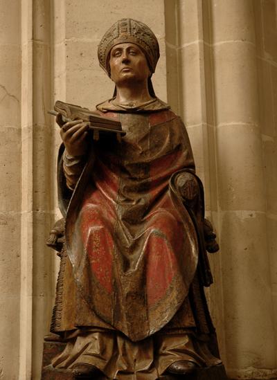 Saint Germain l'Auxerrois. Anonyme