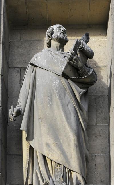 Saint Irénée. Julien Jean Gourdel.