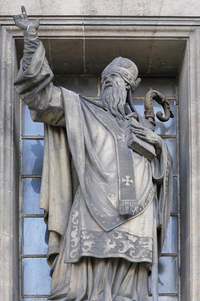 Saint Jean de Chrisostome. Jean François Gechter