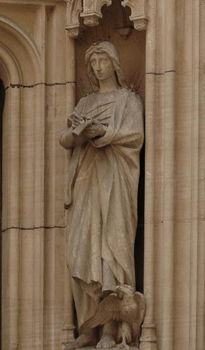 Saint Jean. Anonyme.
