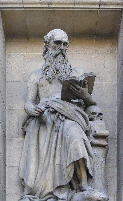 Saint Jérôme. Pierre Lanno.