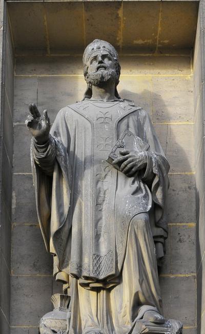 Saint Martin de Tours. François Alfred Grevenich
