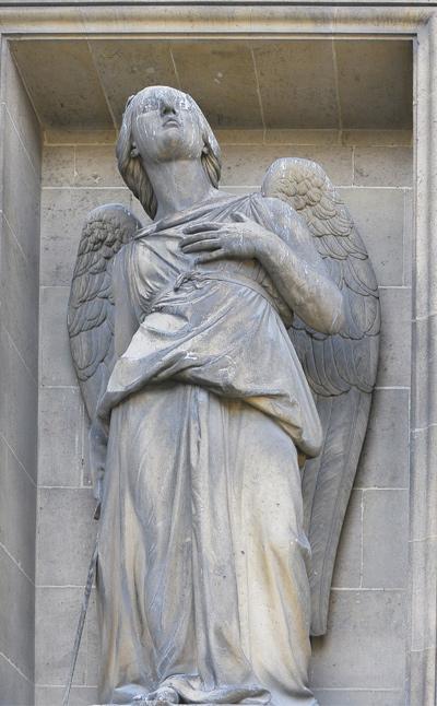 Saint Michel. Nicolas Bernard Raggi