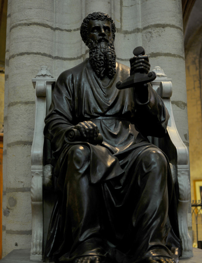 Saint Paul. Anonyme