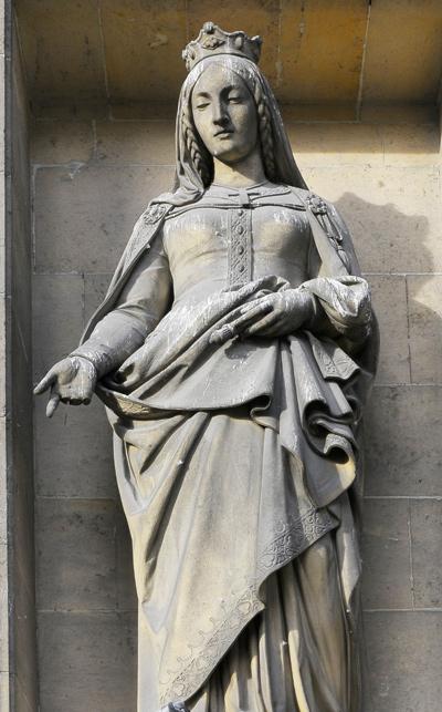 Sainte Adelaide. Astyanax Scevola Bosio.