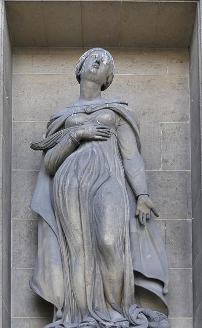 Sainte Christine. Joseph Walcher.