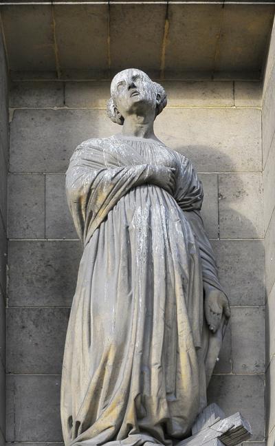 Sainte Hélène. Antonin Mercier.