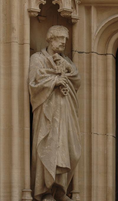 Saint Pierre. Anonyme