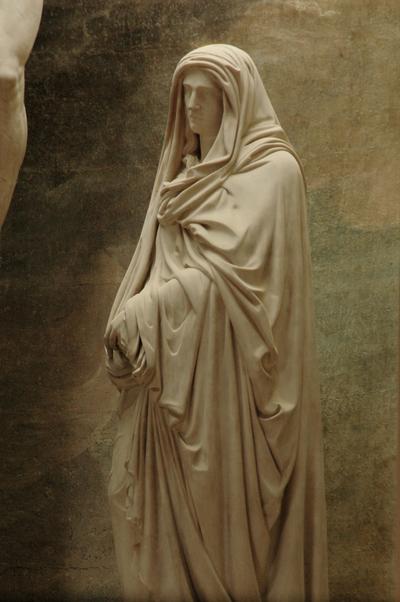La Vierge. Frédéric Bogino.