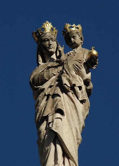 Notre Dame de Grâce. Jean Marie Bonnaissieux