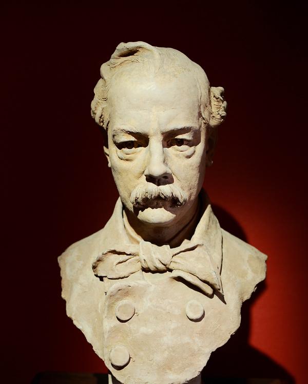 Docteur Pujet. Alfred Boucher.