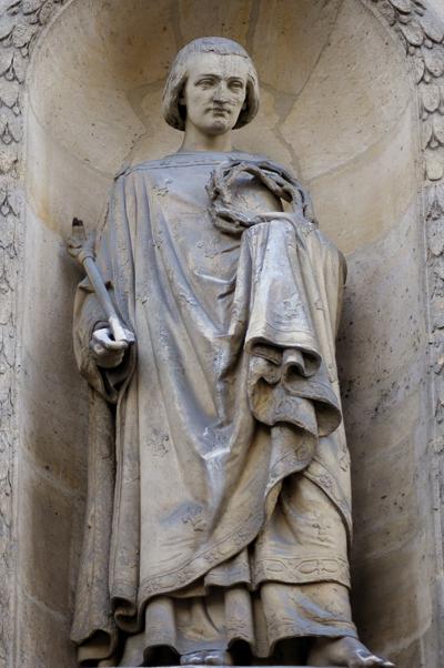 Saint Louis, Anatole Calmels