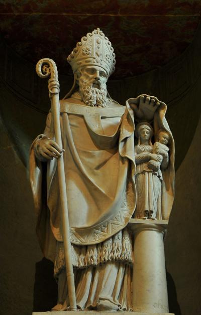 Saint Pothin. Joseph Chinard