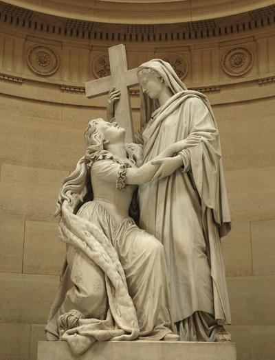Marie Antoinette et la Religion. Jean Pierre Cortot.