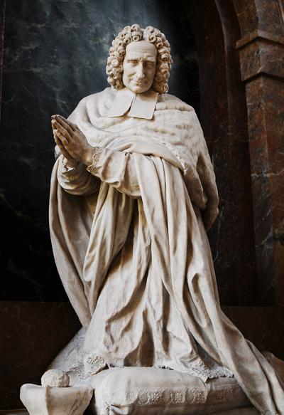 Le Cardinal Dubois. Guillaume 1er Coutou.