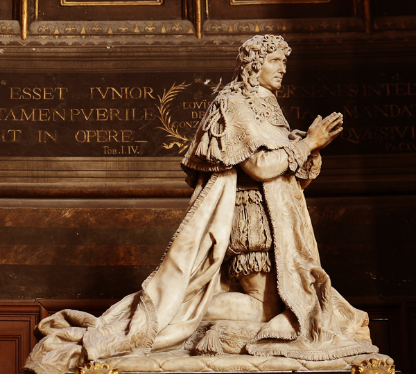 Tombeau de Colbert. Antoine Coysevox.