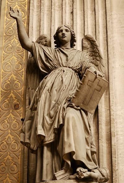 Ange prédicateur. Antoine Desboeufs