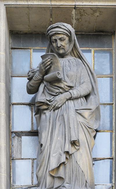 Sainte Anne. Antoine Desboeufs.