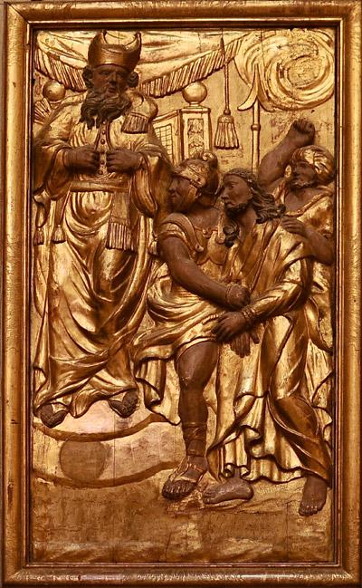 La Passion du Christ. Jean Douillé.