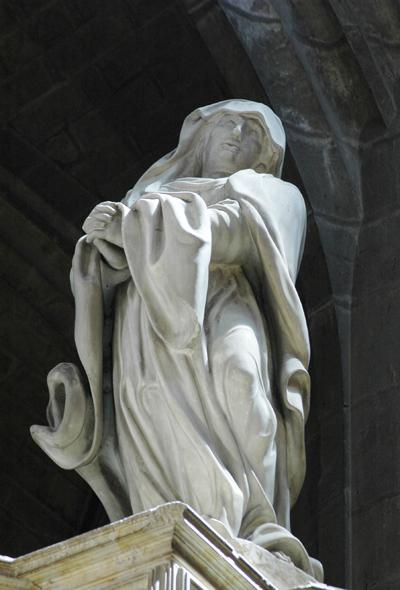 Figure biblique. Gervais Drouet.