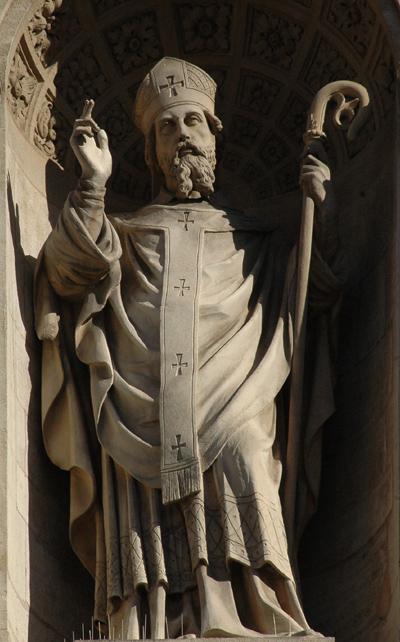 Saint Nizier. Joseph Fabisch.