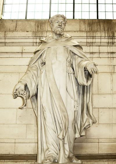 Saint Jean Matha. Ernest Eugène Hiolle.
