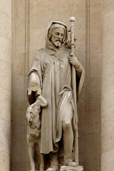Saint Roch. Pierre Loison.