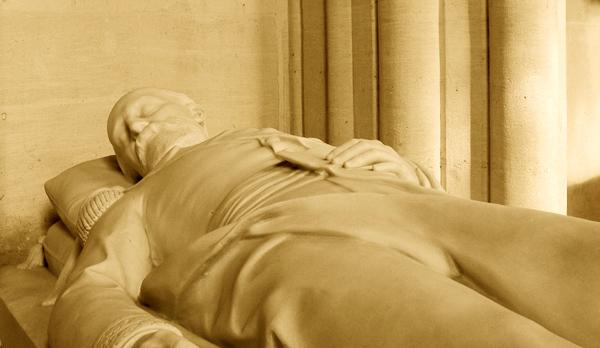 Prince de Joinville. Antonin Mercié.