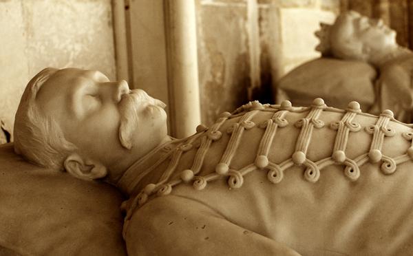 Robert d'Orléans. Antonin Mercié.