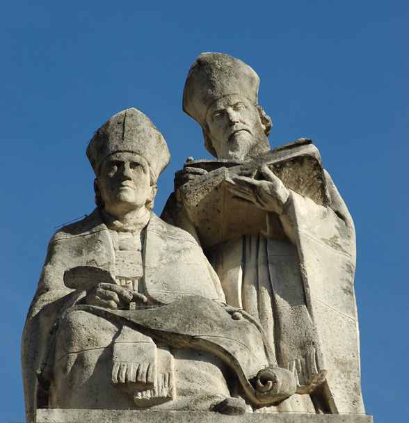 Pères de l'église. Chauvenet - Michelet.